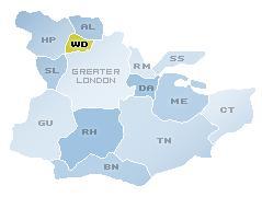 watfordpostcodes