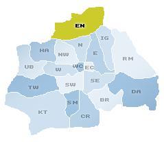 enfieldpostcodes